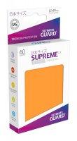 Ultimate Guard Supreme UX Kartenhüllen Japanische Größe Orange (60)