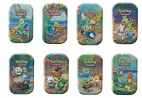 Pokemon Celebrations Mini Tins - Box Zufällig - Englisch