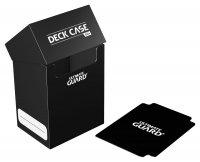 Ultimate Guard Deck Box 80+ Schwarz mit Kartentrenner