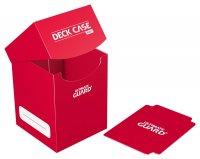 Ultimate Guard Deck Case 100+ Rot mit Kartentrenner