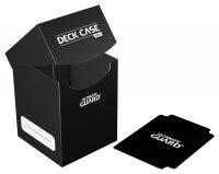 Ultimate Guard Deck Case 100+ Schwarz mit Kartentrenner