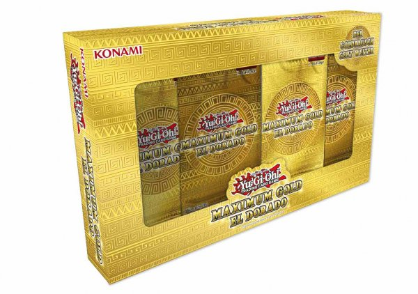 Maximum Gold: El Dorado Box - 1. Auflage Deutsch