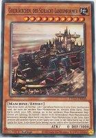 Goldlöckchen, der Schlacht-Landumformer ETCO-DE038 ist in Common Yu-Gi-Oh Karte aus Eternity Code 1.Auflage