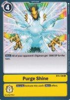 Purge Shine BT4-106 ist in Common. Die Digimon Karte ist aus Great Legend BT04