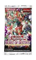 Burst of Destiny - Booster 1. Auflage Deutsch