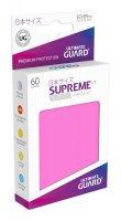 Ultimate Guard Supreme UX Kartenhüllen Japanische Größe Pink (60)
