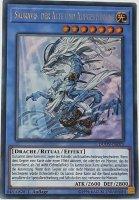 Sauravis, der Alte und Aufgestiegene DUOV-DE075 ist in Ultra Rare Yu-Gi-Oh Karte aus Duel Overload 1.Auflage