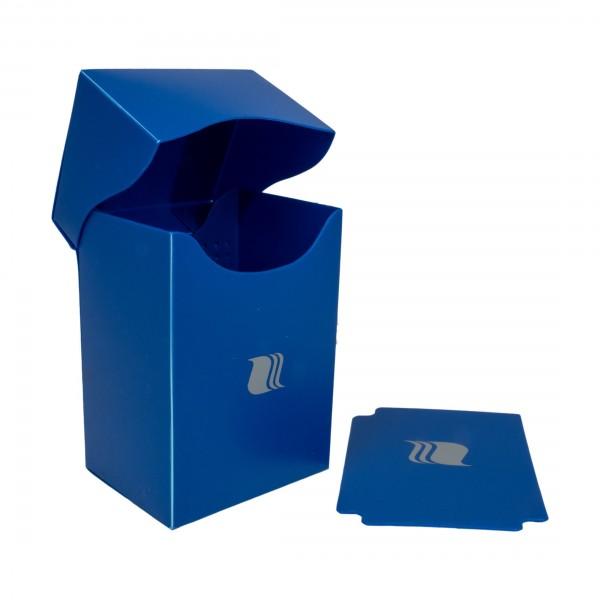 Deck Box Blau Blackfire für 80 Karten