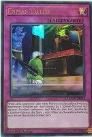 Enmas Urteil DUOV-DE042 ist in Ultra Rare Yu-Gi-Oh Karte aus Duel Overload 1.Auflage