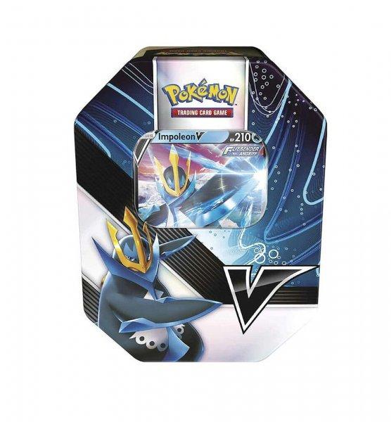 Impoleon-V Tin Box - Pokemon TIN 2021 Deutsch