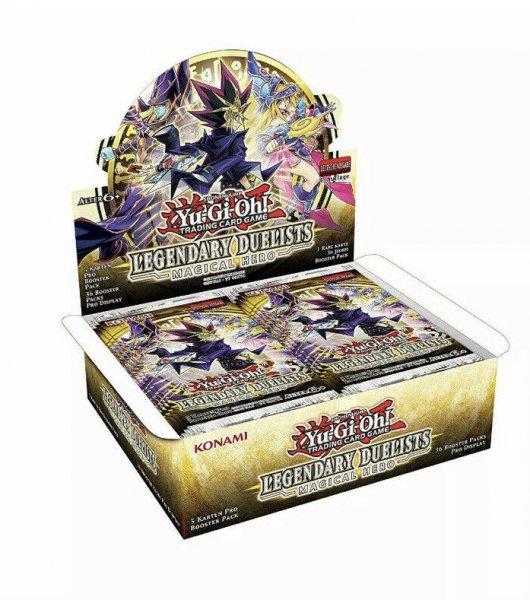 Legendary Duelists: Magical Hero Display Deutsch Reprint unlimitiert