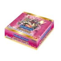 Digimon TCG - Great Legend Booster Display BT04 (24 Packs) - Englisch + 3 Promo Packs