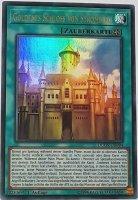 Goldenes Schloss von Stromberg DUOV-DE094 ist in Ultra Rare Yu-Gi-Oh Karte aus Duel Overload 1.Auflage