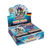 Toon Chaos Display - 24 Booster - Deutsch