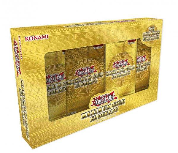 Maximum Gold: El Dorado Box - 1. Auflage Englisch