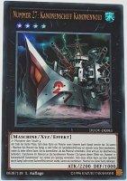 Nummer 27: Kanonenschiff Kanonennoid DUOV-DE083 ist in Ultra Rare Yu-Gi-Oh Karte aus Duel Overload 1.Auflage