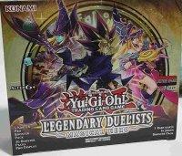 Legendary Duelists: Magical Hero Booster Display