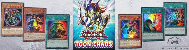 Toon Chaos Einzelkarten kaufen