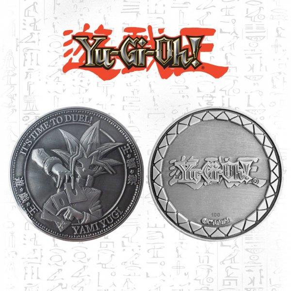 Yu-Gi-Oh! - Yami Yugi Münze limitiert