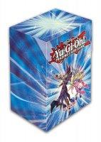 Die Dunklen Magier Deck Box für 70 Karten in Hüllen - Yugioh The Dark Magicians