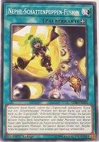 Nephe-Schattenpuppen-Fusion SDSH-DE025 ist in Common Yu-Gi-Oh Karte aus Shaddoll Showdown 1.Auflage