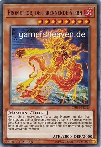 Prometeor, der brennende Stern CHIM-DE025 ist in Common aus Chaos Impact 1.Auflage