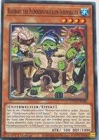 Blaubart, der Plünderpatrouillen-Schiffsbauer ETCO-DE085 ist in Common Yu-Gi-Oh Karte aus Eternity Code 1.Auflage