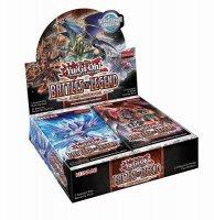 Battles of Legend: Armageddon - Display 1. Auflage Deutsch 24 Booster