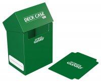 Ultimate Guard Deck Case 80+ Grün mit Kartentrenner