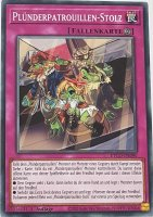 Plünderpatrouillen-Stolz ETCO-DE090 ist in Common Yu-Gi-Oh Karte aus Eternity Code 1.Auflage