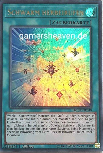 Schwarm herbeirufen BLHR-DE040 ist in Ultra Rare aus Battles of Legend: Hero's Revenge 1.Auflage