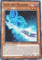 Stab des Magiers LED6-DE008 ist in Common aus Legendary Duelists: Magical Hero 1.Auflage
