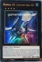 Nummer 101: Lautlose Ehre ARK DUDE-DE017 ist in Ultra Rare aus Duel Devastator 1.Auflage
