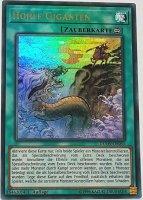 Hohle Giganten DUOV-DE055 ist in Ultra Rare Yu-Gi-Oh Karte aus Duel Overload 1.Auflage