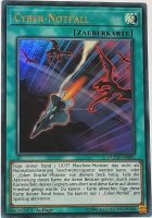 Cyber-Notfall DUOV-DE092 ist in Ultra Rare Yu-Gi-Oh Karte aus Duel Overload 1.Auflage