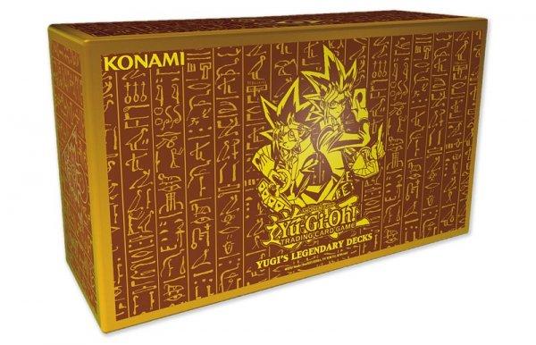 Yugi's Legendary Decks - King of Games Reprint Deutsch