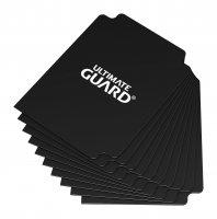Ultimate Guard Kartentrenner Standardgröße Schwarz 10 Stück