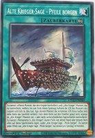 Alte Krieger-Sage - Pfeile borgen ETCO-DE069 ist in Common Yu-Gi-Oh Karte aus Eternity Code 1.Auflage
