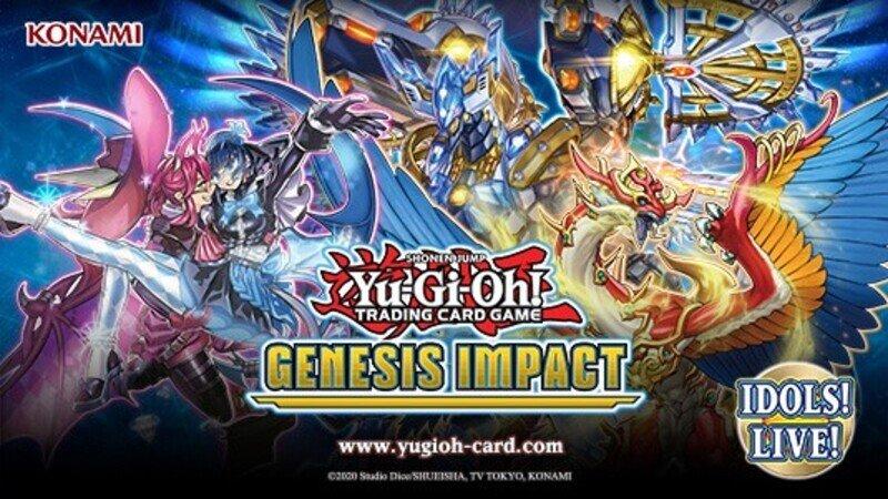 Genesis Impact Display 1. Auflage