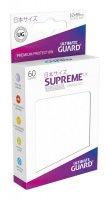 Ultimate Guard Supreme UX Kartenhüllen Japanische Größe Frosted (60)