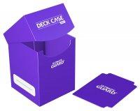 Ultimate Guard Deck Case 100+ Violett mit Kartentrenner