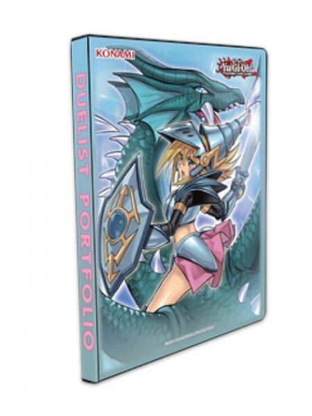 Dunkles Magier-Mädchen,die Drachenritterin 9-Pocket Duelist Portfolio - Yugioh Dark Magician Girl