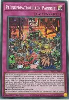 Plünderpatrouillen-Parrrty ETCO-DE091 ist in Super Rare Yu-Gi-Oh Karte aus Eternity Code 1.Auflage