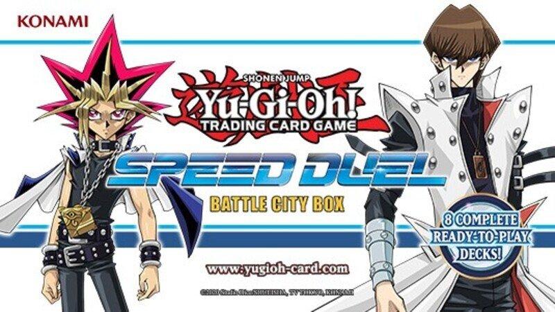 Speed Duel: Battle City Box - 1. Auflage