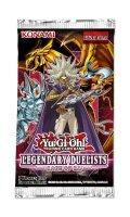Legendary Duelists: Rage of Ra - Booster 1. Auflage Deutsch