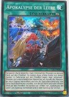 Apokalypse der Leere ETCO-DE065 ist in Super Rare Yu-Gi-Oh Karte aus Eternity Code 1.Auflage