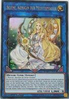 Selene, Königin der Meistermagier DUOV-DE014 ist in Ultra Rare Yu-Gi-Oh Karte aus Duel Overload 1.Auflage