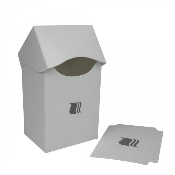 Deck Box Weiss Blackfire für 80 Karten