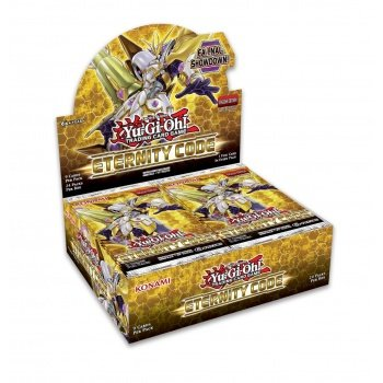 Eternity Code Display - (24 Booster Packs)