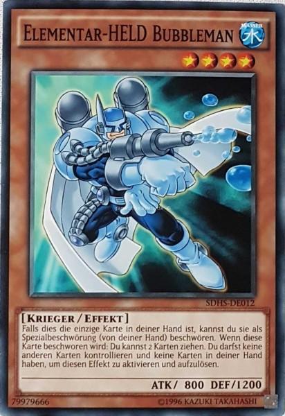 Elementar-HELD Bubbleman SDHS-DE012 ist in Common aus HERO's Strike 2.Auflage